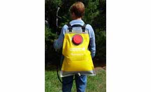 GENFO45   BACKPACK WATER EXT SYSTEM