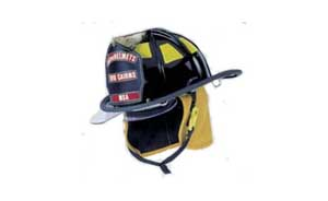 1044FSB TRADITIONAL HELMET, BLACK