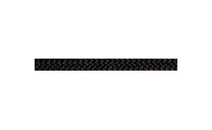 RR110BK030E  BLACK STATIC ROPE, 7/16 X 30MTR