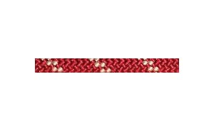 "16mm (5/8"") Red/White Classic Static Rope"